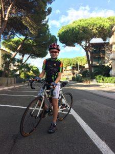 Enea Elba bici strada